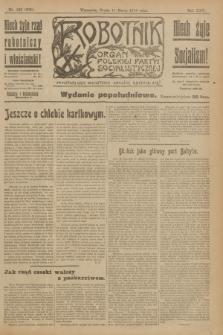 Robotnik : organ Polskiej Partyi Socyalistycznej. R.25, nr 126 (19 marca 1919) = nr 503 - wyd. popołudniowe