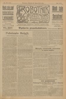 Robotnik : organ Polskiej Partyi Socyalistycznej. R.25, nr 138 (27 marca 1919) = nr 515 - wyd. popołudniowe