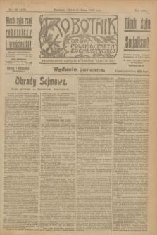 Robotnik : organ Polskiej Partyi Socyalistycznej. R.25, nr 139 (28 marca 1919) = nr 516 - wyd. poranne