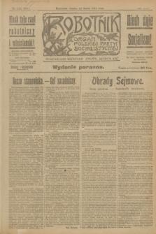 Robotnik : organ Polskiej Partyi Socyalistycznej. R.25, nr 141 (29 marca 1919) = nr 518 - wyd.poranne