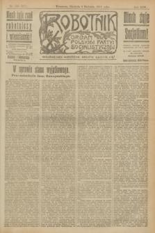 Robotnik : organ Polskiej Partyi Socyalistycznej. R.25, nr 150 (6 kwietnia 1919) = nr 527