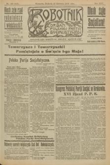 Robotnik : organ Polskiej Partyi Socyalistycznej. R.25, nr 169 (27 kwietnia 1919) = nr 546