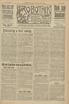 Robotnik : organ Polskiej Partyi Socyalistycznej. R.25, nr 175 (3 maja 1919) = nr 552