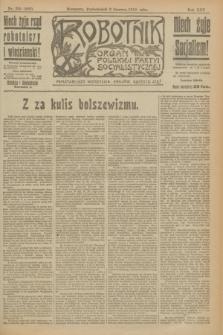 Robotnik : organ Polskiej Partyi Socyalistycznej. R.25, nr 205 (2 czerwca 1919) = nr 582