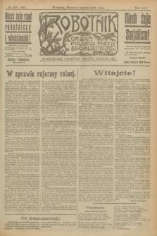 Robotnik : organ Polskiej Partyi Socyalistycznej. R.25, nr 206 (3 czerwca 1919) = nr 583