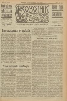 Robotnik : organ Polskiej Partyi Socyalistycznej. R.25, nr 210 (7 czerwca 1919) = nr 587