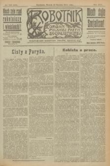 Robotnik : organ Polskiej Partyi Socyalistycznej. R.25, nr 212 (10 czerwca 1919) = nr 589