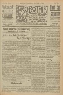 Robotnik : organ Polskiej Partyi Socyalistycznej. R.25, nr 225 (23 czerwca 1919) = nr 602