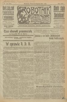 Robotnik : organ Polskiej Partyi Socyalistycznej. R.25, nr 226 (24 czerwca 1919) = nr 603