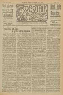 Robotnik : organ Polskiej Partyi Socyalistycznej. R.25, nr 230 (28 czerwca 1919) = nr 607