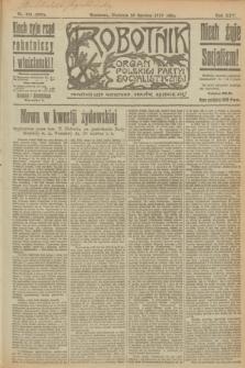 Robotnik : organ Polskiej Partyi Socyalistycznej. R.25, nr 231 (29 czerwca 1919) = nr 608