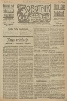 Robotnik : organ Polskiej Partyi Socyalistycznej. R.25, nr 238 (6 lipca 1919) = nr 615