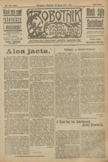 Robotnik : organ Polskiej Partyi Socyalistycznej. R.25, nr 245 (13 lipca 1919) = nr 622