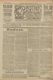Robotnik : organ Polskiej Partyi Socyalistycznej. R.25, nr 248 (16 lipca 1919) = nr 625