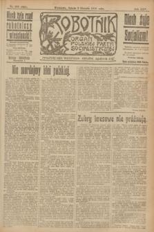 Robotnik : organ Polskiej Partyi Socyalistycznej. R.25, nr 265 (2 sierpnia 1919) = nr 642