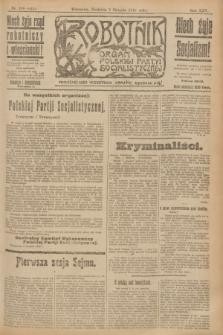 Robotnik : organ Polskiej Partyi Socyalistycznej. R.25, nr 266 (3 sierpnia 1919) = nr 643