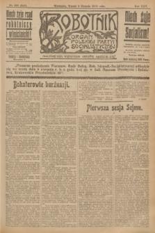 Robotnik : organ Polskiej Partyi Socyalistycznej. R.25, nr 268 (5 sierpnia 1919) = nr 645