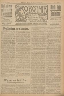 Robotnik : organ Polskiej Partyi Socyalistycznej. R.25, nr 275 (12 sierpnia 1919) = nr 652