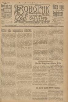 Robotnik : centralny organ P.P.S. R.25, nr 281 (18 sierpnia 1919) = nr 658