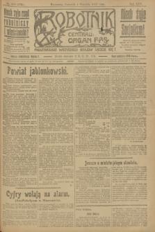 Robotnik : centralny organ P.P.S. R.25, nr 298 (4 września 1919) = nr 675