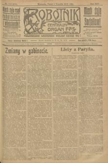 Robotnik : centralny organ P.P.S. R.25, nr 299 (5 września 1919) = nr 676