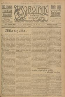 Robotnik : centralny organ P.P.S. R.25, nr 303 (10 września 1919) = nr 680