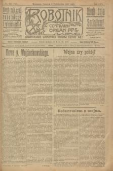 Robotnik : centralny organ P.P.S. R.25, nr 325 (2 października 1919) = nr 702