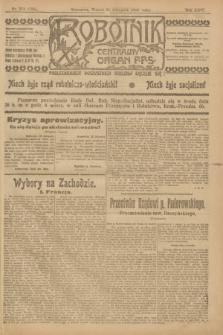 Robotnik : centralny organ P.P.S. R.25, nr 378 (25 listopada 1919) = nr 755