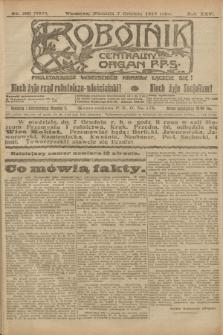 Robotnik : centralny organ P.P.S. R.25, nr 390 (7 grudnia 1919) = nr 767