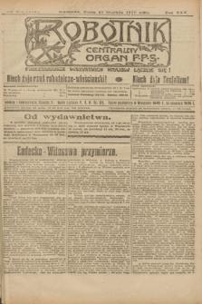 Robotnik : centralny organ P.P.S. R.25, nr 399 (17 grudnia 1919) = nr 776