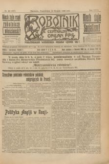 Robotnik : centralny organ P.P.S. R.26, nr 12 (12 stycznia 1920) = nr 998 [i.e. 800]