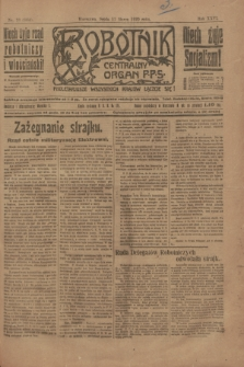 Robotnik : centralny organ P.P.S. R.26, nr 76 (17 marca 1920) = nr 864