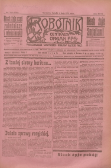 Robotnik : centralny organ P.P.S. R.26, nr 124 (8 maja 1920) = nr 912