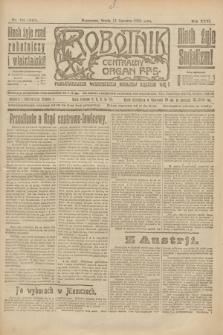 Robotnik : centralny organ P.P.S. R.26, nr 161 (16 czerwca 1920) = nr 949