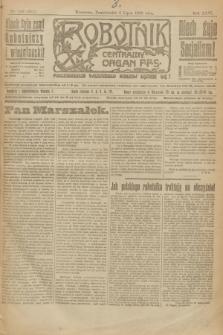 Robotnik : centralny organ P.P.S. R.26, nr 180 (5 lipca 1920) = nr 968