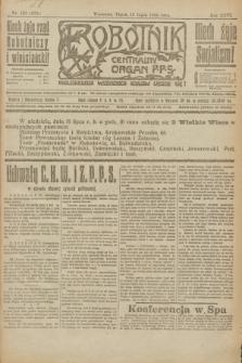 Robotnik : centralny organ P.P.S. R.26, nr 191 (16 lipca 1920) = nr 979