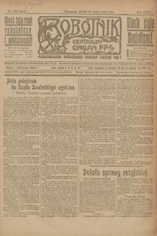 Robotnik : centralny organ P.P.S. R.26, nr 198 (23 lipca 1920) = nr 986