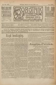 Robotnik : centralny organ P.P.S. R.26, nr 202 (27 lipca 1920) = nr 990