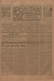 Robotnik : centralny organ P.P.S. R.26, nr 232 (26 sierpnia 1920) = nr 1020