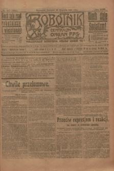 Robotnik : centralny organ P.P.S. R.26, nr 267 (30 września 1920) = nr 1054