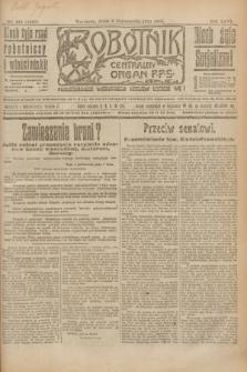 Robotnik : centralny organ P.P.S. R.26, nr 273 (6 października 1920) = nr 1060