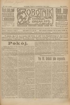 Robotnik : centralny organ P.P.S. R.26, nr 275 (8 października 1920) = nr 1062