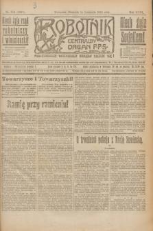 Robotnik : centralny organ P.P.S. R.26, nr 310 (14 listopada 1920) = nr 1097