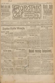 Robotnik : centralny organ P.P.S. R.26, nr 311 (15 listopada 1920) = nr 1098