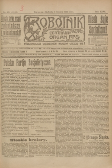 Robotnik : centralny organ P.P.S. R.26, nr 331 (5 grudnia 1920) = nr 1118