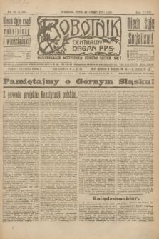 Robotnik : centralny organ P.P.S. R.27, nr 53 (23 lutego 1921) = nr 1195