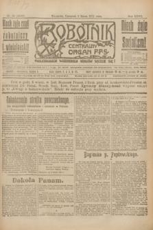 Robotnik : centralny organ P.P.S. R.27, nr 57 (3 marca 1921) = nr 1199