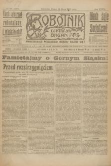 Robotnik : centralny organ P.P.S. R.27, nr 65 (11 marca 1921) = nr 1207