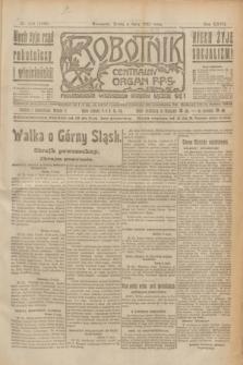 Robotnik : centralny organ P.P.S. R.27, nr 116 (4 maja 1921) = nr 1238