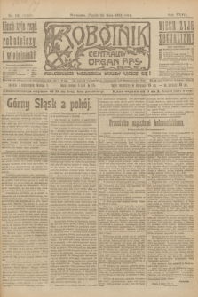 Robotnik : centralny organ P.P.S. R.27, nr 131 (20 maja 1921) = nr 1253